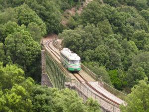 Mandas-Arbatax. Ponte di San Girolamo