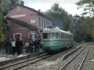 Isili-Sorgono. Stazione di Belvì Aritzo