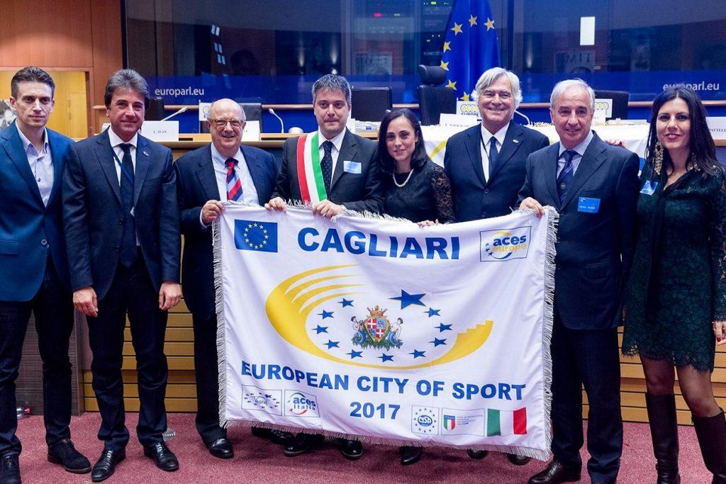Città Europea dello Sport Cagliari